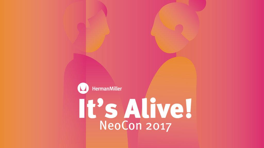 Visit Herman Miller, June 12-14, at NeoCon 2017