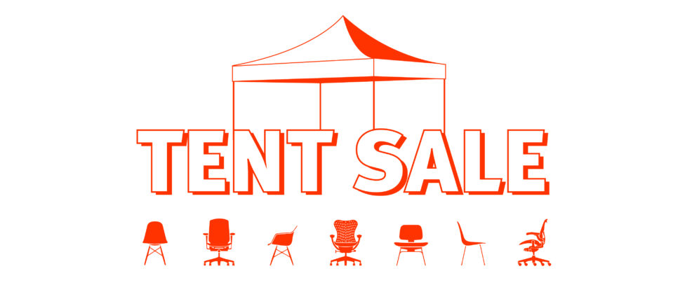 Tent Sale August 3rd & 4th, 2017