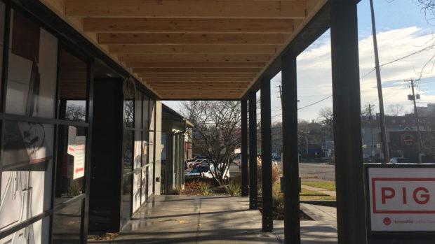 DIRTT Timber Frame Installation