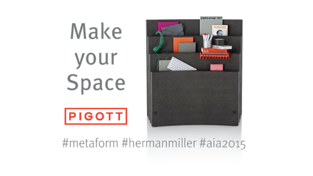 Metaform Featured at 2015 AIA Convention