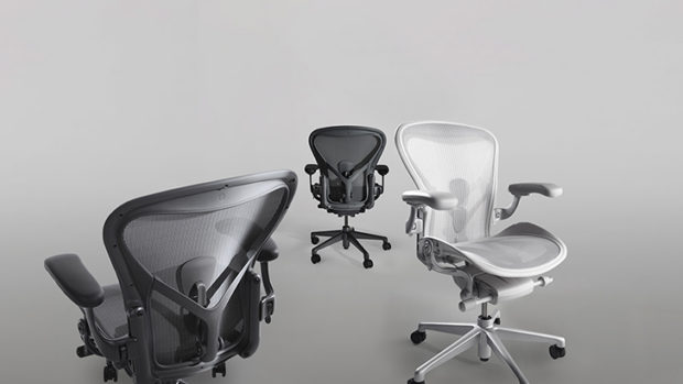 The Aeron Chair Remastered